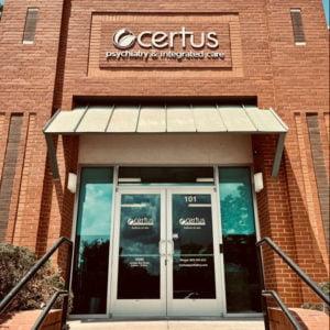 Certus Psychiatry, Raleigh, NC