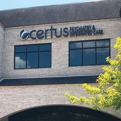 Certus Psychiatry, Winston-Salem, NC