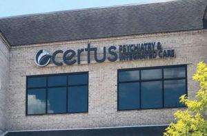 Certus Psychiatry Winston-Salem Office